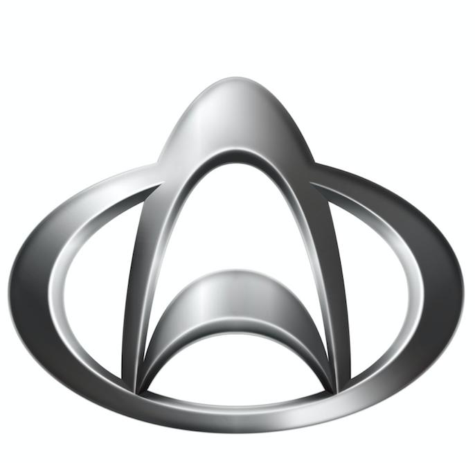 睿行M80 logo