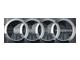 奥迪R8 logo