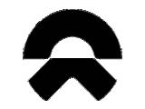 蔚来ES8 logo